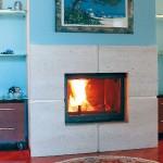Изгарждане на модерни камини