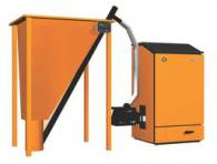 Пелетен котел Waterland bio-energy S 40/6-32KW