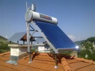 Слънчеви системи за топла вода - 140 литра