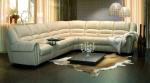 Индивидуален проект за луксозен диван за дневна