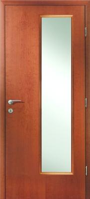 Остъклена входна врата
