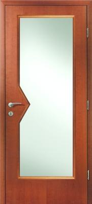 Остъклена врата
