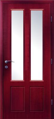 Интериорна врата със стъкло