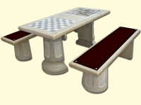 Маса с пейки за парк и градини