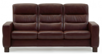 Кожен диван - 3 местен - stressless
