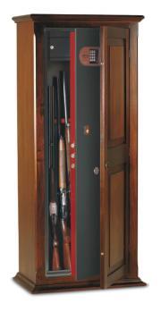 Метални оръжейни сейфове по поръчка