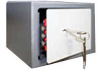 Поръчкови метални хотелски сейфове