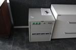 Депозитен сейф за офис с брава със забавено отваряне