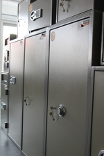 Желязен сейф  за  по индивидуална заявка