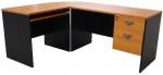 Мебел за офис череша