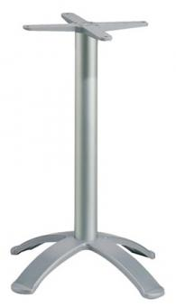 Основа за маса от алуминий четирикрака