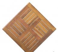 Верзалитов плот за маса квадратен