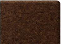 Верзалитов плот за маса кафяв