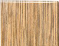 Верзалитов плот за маса зебрано