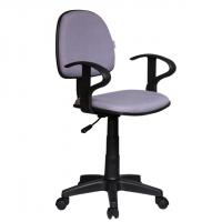 Работен офис стол люлякова дамаска