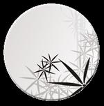 Плот за маса  кръгъл