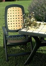 Пластмасова мебел-маса