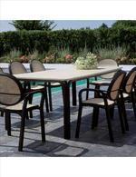 Комфортен метален стол за бар