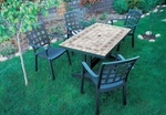 Столове и маси от пластмаса
