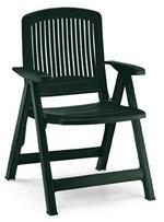 Външни пластмасови сгъваеми столове