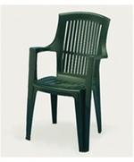 Градински пластмасови стифиращи се столове