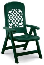 Различни цветове сгъваеми столове за басейн