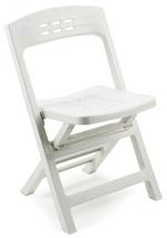 Пластмасови сгъваеми столове за открито