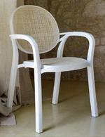 Градински столове пластмаса италиански за
