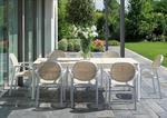 Дизайнерски метален стол за бар