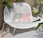 Столове,произведени от метал за барове,различни модели