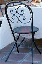 Метални столове за дома и градината