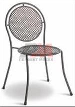 Метален стол за басейн