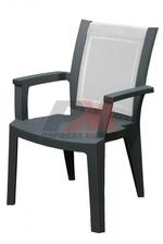 Пластмасови дизайнерски бар столове за градината