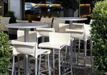 Алуминиеви маси за ресторант за басейн