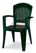 Красиви пластмасови столове за басейн