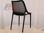Градински дизайнерски стол произведени от пластмаса