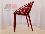 Външни пластмасови столове за заведения