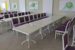 Дизайнерски плотове за маса от верзалит за плаж