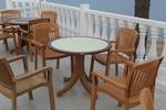Пластмасови столове за ресторант, промоция