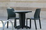 Устойчиви пластмасови столове за плаж