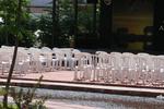 Пластмасови столове за ресторант