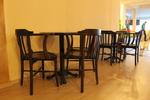 Дизайнерски стойки за маса за външно ползване