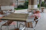 Уникални стойки за маса за външно ползване