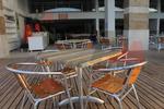 Дизайнерски стойки за маса за заведение