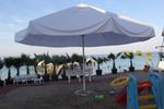 Плетени чадъри за морето