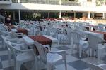 Пластмасови столове стифиращи, с разнообразни размери