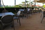 Пластмасови столове за хотел