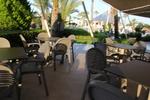 Градински столове за хотел, от пластмаса