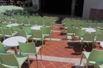 Градински пластмасови столове с ниска цена