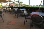 Пластмасов стол за хотел, за бар